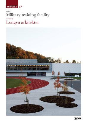 Project: Military training facility, architect: Longva arkitekter