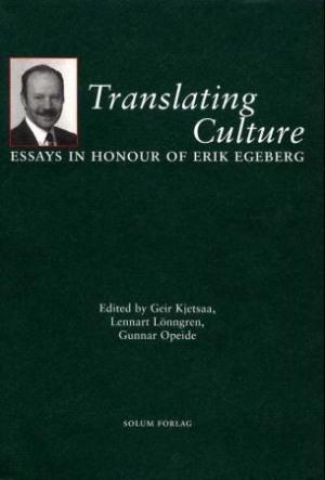 Translating culture