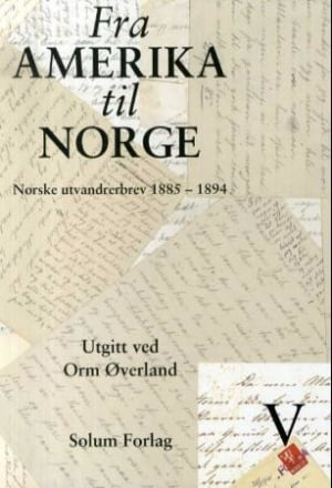 Fra Amerika til Norge. Bd. 5