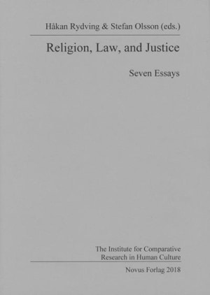 Religion, law, and justice