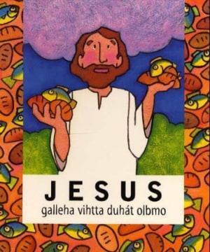 Jesu galleha vihtta duhát olbmo