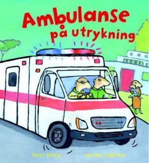 Ambulanse på utrykning