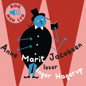 Anne Marit Jacobsen leser Inger Hagerup