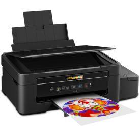 Inter 200 - Impressora Multifuncional Profissional com Kit Fábrica para Papel Arroz