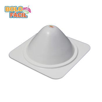 Molde Fácil - Saia de Boneca para mini bolo artístico - 1 unidade