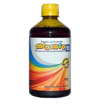 Corante Amarelo com 500ml - Fórmula Piezo