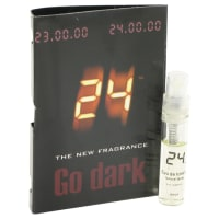 Buy 24 Go Dark The Fragrance by ScentStory .04 oz Vial (sample) for Men online at best price, reviews