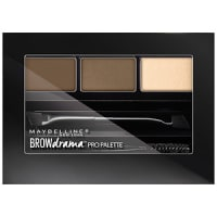 Buy Maybelline Brow Drama Pro Palette Soft Brown .1 Oz (2.8 Ml) by Maybelline  for Women online at best price, reviews