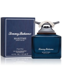 Buy Tommy Bahama Maritime Deep Blue Eau de Cologne for Men 4.2 Oz online at best price, reviews