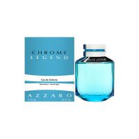 Buy Chrome Legend by Loris Azzaro for Men 2.6 oz Eau de Toilette Spray online at best price, reviews
