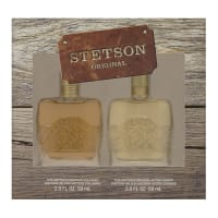 Buy Stetson by Coty for Men 2 Piece Set Includes: 2.0 oz Cologne Splash + 2.0 oz After Shave Splash online at best price, reviews