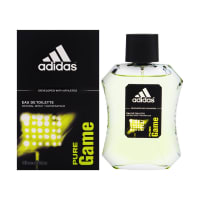 Buy Adidas Pure Game by Coty for Men 3.4 oz Eau de Toilette Spray online at best price, reviews