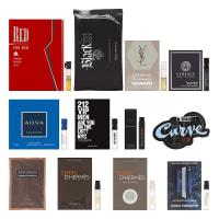 Buy 12 Piece Designer Fragrance Samples for Men - Cook Kit online at best price, reviews