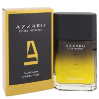 Buy Azzaro Ginger Love by Azzaro Eau De Toilette Spray For Mens 3.4 oz online at best price, reviews