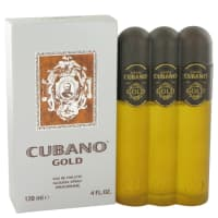 Buy Cubano Gold by Cubano 4 oz Eau De Toilette Spray for Men online at best price, reviews