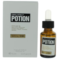 Buy Potion by Dsquared2 0.5 oz Perfume Oil for Men online at best price, reviews