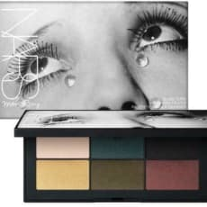 Nars Man Ray Color Palette 0.08 Oz (2.4 Ml) 6 Eye Shades by Nars  for Women