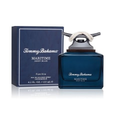 Tommy Bahama Maritime Deep Blue Eau de Cologne for Men 4.2 Oz