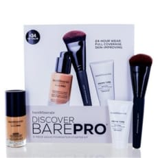 Bareminerals Discover Barepro 3 Pc Liquid Foundation Starter Kit by Bareminerals  for Women
