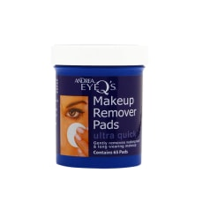 Andrea Eye Q's Eye Makeup Remover Pads Ultra Quick 65 Pads