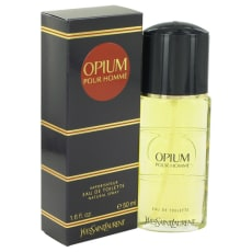 Opium by Yves Saint Laurent Eau De Toilette Spray 1.6 oz for Men
