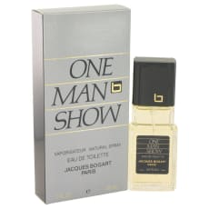One Man Show by Jacques Bogart Eau De Toilette Spray 1 oz for Men