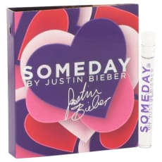 Someday by Justin Bieber .05 oz Vial (sample) for Women