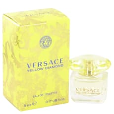 Versace Yellow Diamond by Versace .17 oz Mini EDT for Women