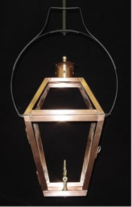 Charleston Yoke Mount Lantern