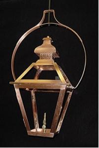 Charleston N Series Yoke Mounted Hanging Lantern