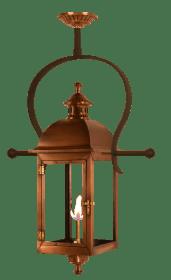 Arcus Yoke Mount Gas or Electric Lantern