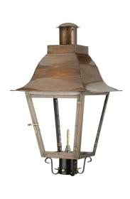 Rampart post lantern