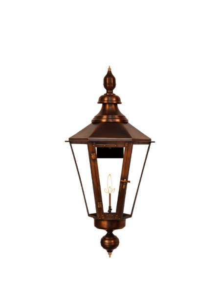 Eslava Street Lantern
