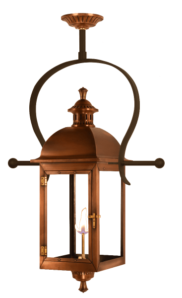 Arcus Yoke Mount Gas or Electric Lantern