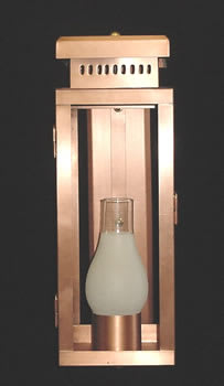 Yacht Basin Wall Outdoor Lantern
