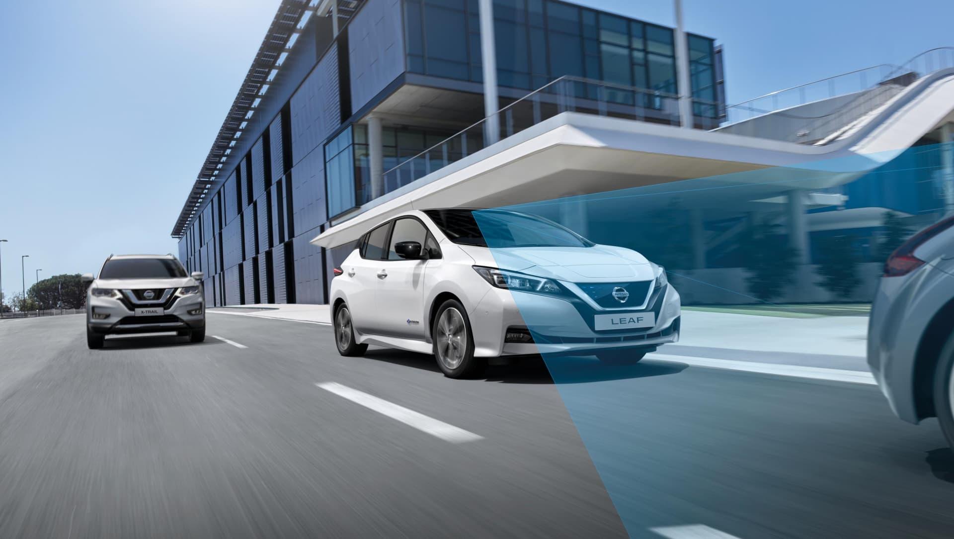 Rentekampanje på Nissan Leaf Tekna