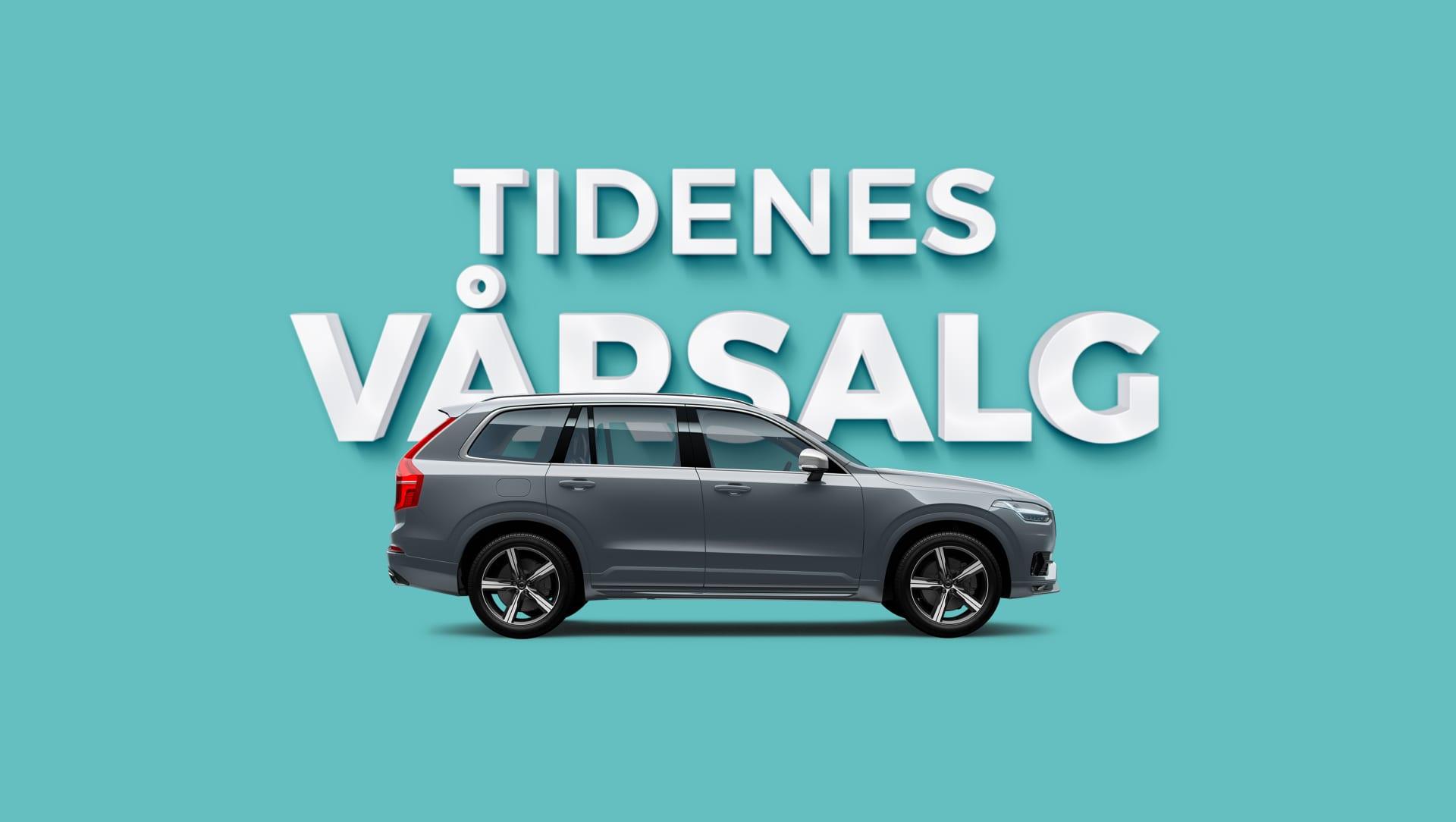 Volvo XC90 T8 Plug-in Hybrid Inscription