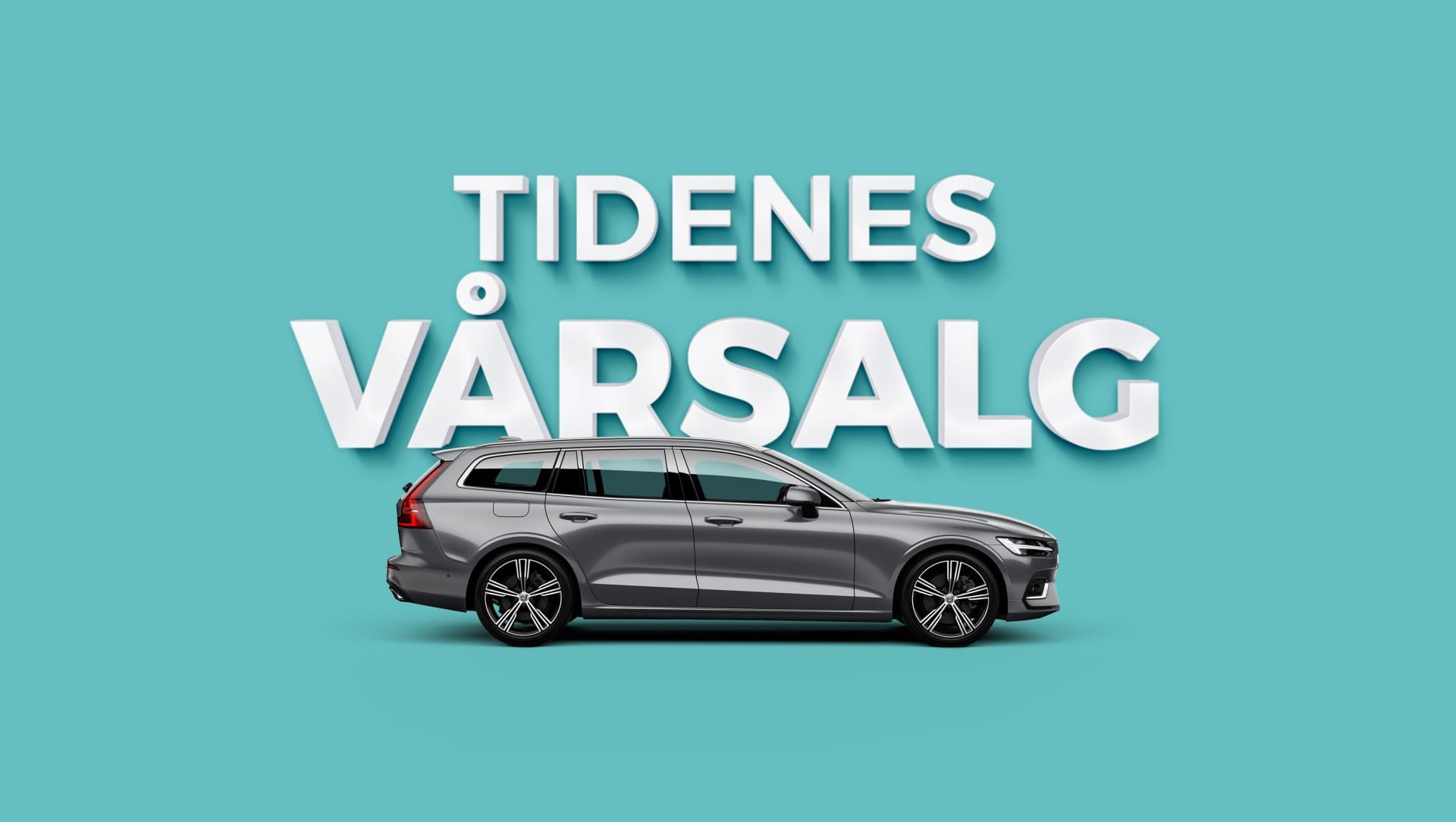 Volvo V60 T8 Plug-in Hybrid Inscription