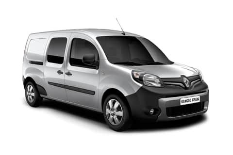 Renault KANGOO Maxi i grå lakk.