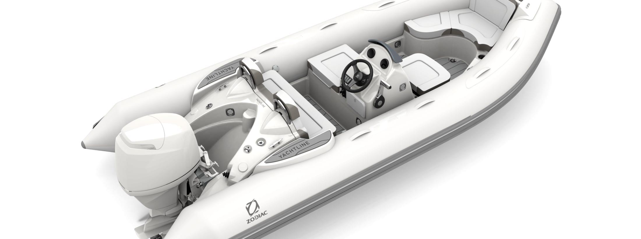 Yachtline Deluxe 490