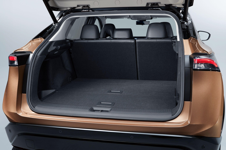 Nissan ARIYA bagasjerom