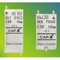 Supercapacitor Hs/Hw  40 85°C   Tecate