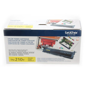 Toner Tn 210 Y Amarelo   Brother