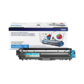 Toner Tn 225c Ciano   Brother
