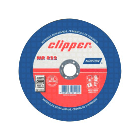 "Disco De Corte 9 X 1/8 X 7/8"" Mr832 Clipper   Norton"