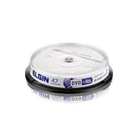 Dvd R 4.7gb 120min Pino C/10   Elgin