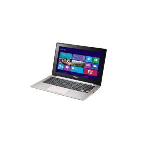 Notebook Asus Vivo Book Touch Intel I3, 2 Gb, 500 Gb, Led 11,6.,  Win 8, Grafite   Asus