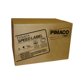 Etiqueta Speed Label Sla41051 C/ 1000 Fls   Pimaco