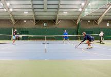 Tennis at Bodmin Leisure Centre
