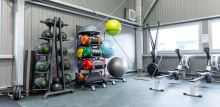 New gym at Bude Leisure Centre